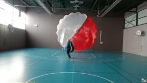 Pliage des parachutes
